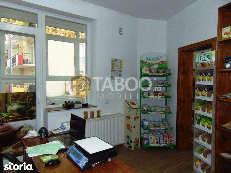 Spatiu comercial de vanzare in zona Turnisor din Sibiu