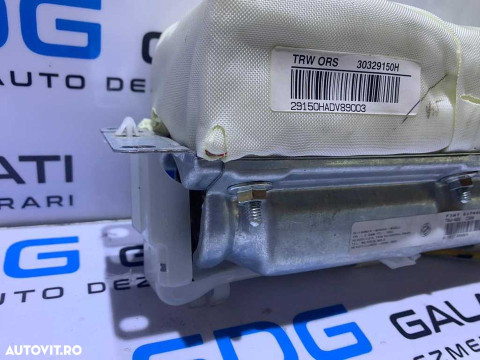 Airbag Pasager Fiat Croma 2005 - 2010 Cod 517448320 30329150H 30365216D - 5