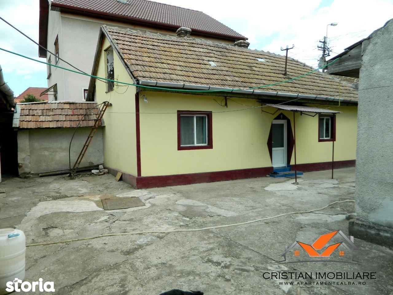 Casa si teren, Cetate strada Iederei zona Lidl