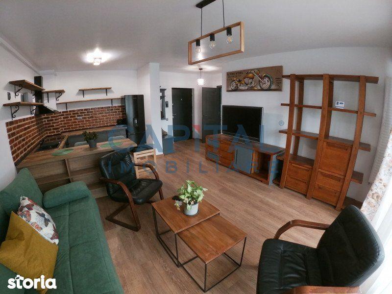 Apartament ultrafinisat, 2 camere, Parcul Central, comision 0