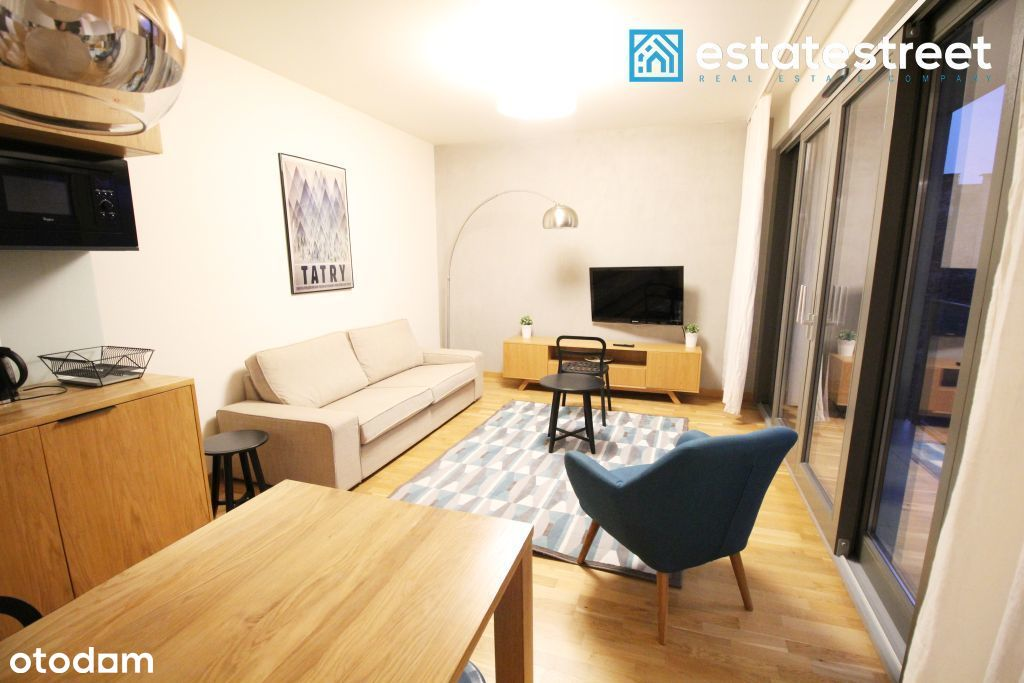 Piękne mieszkanie do wynajęcia w Angel Wawel