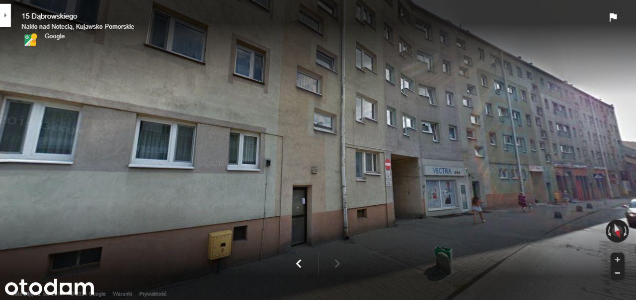 Mieszkanie Centrum Nakła ul. Dąbrowskiego