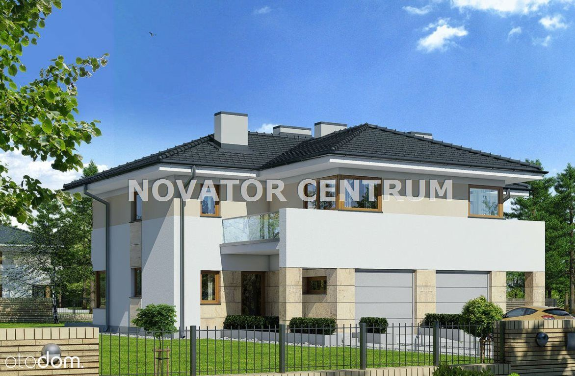 Znakomicie zlokalizowany dom Niemczu, 125 m2