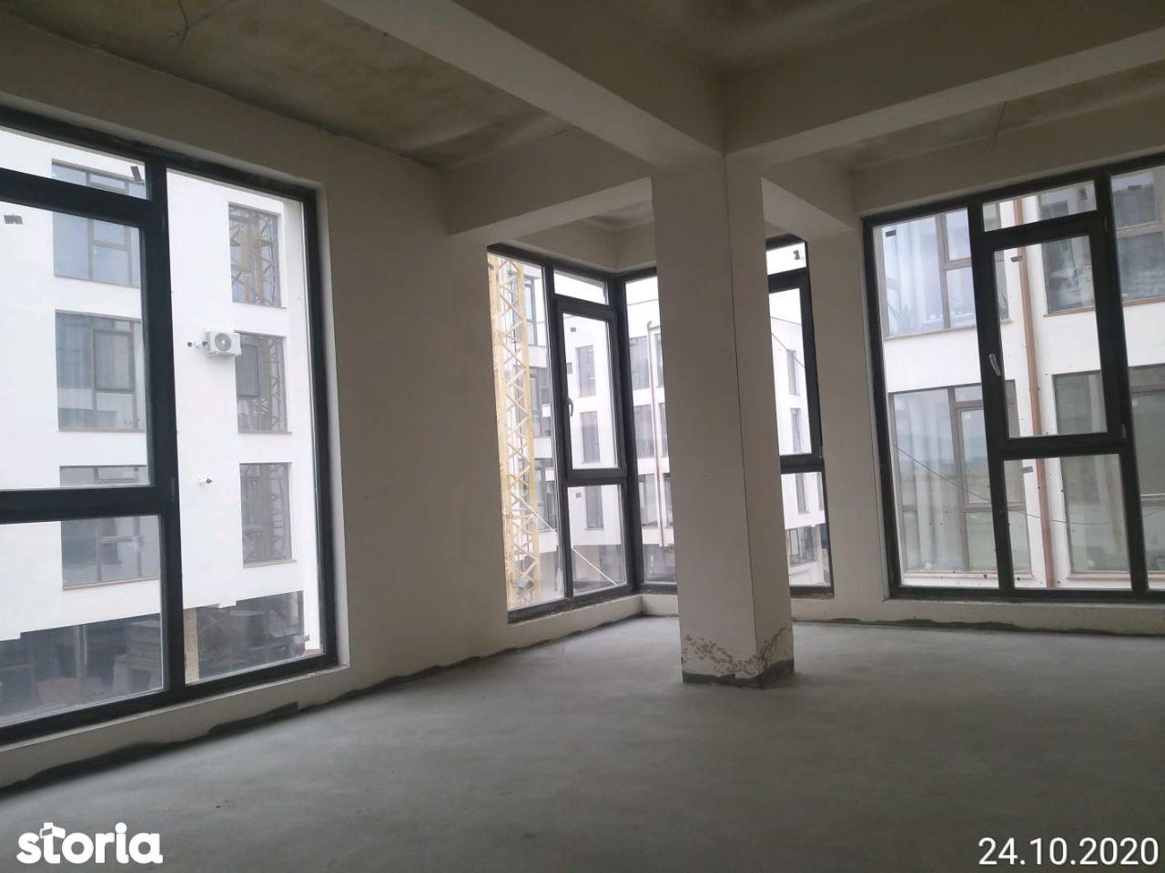 Vand apartament, 3 camere , 2 bai , DIRECT DE LA DEZVOLTATOR
