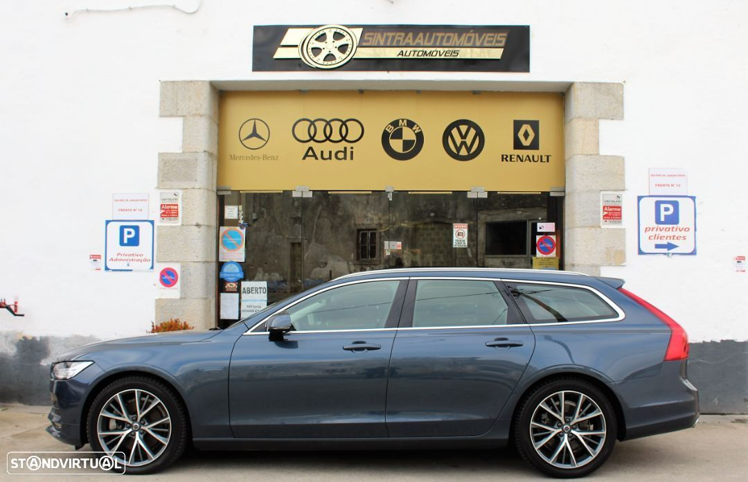 Volvo V90 2.0 D5 Momentum AWD Geartronic - 49