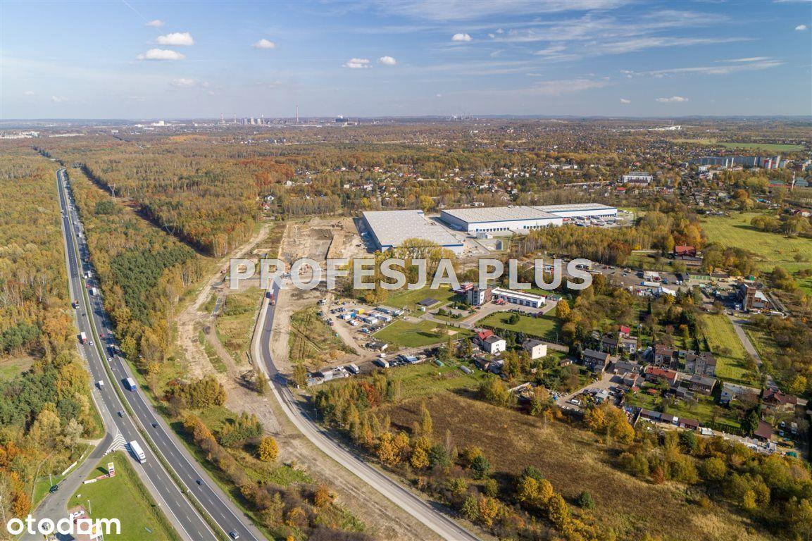 Atrakcyjna działka, Sosnowiec, 3700m2