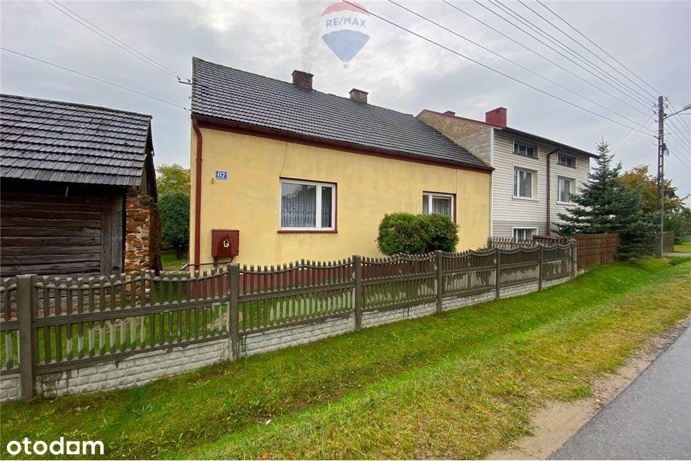 Dom w cenie mieszkania 85m2 + domek drewniany