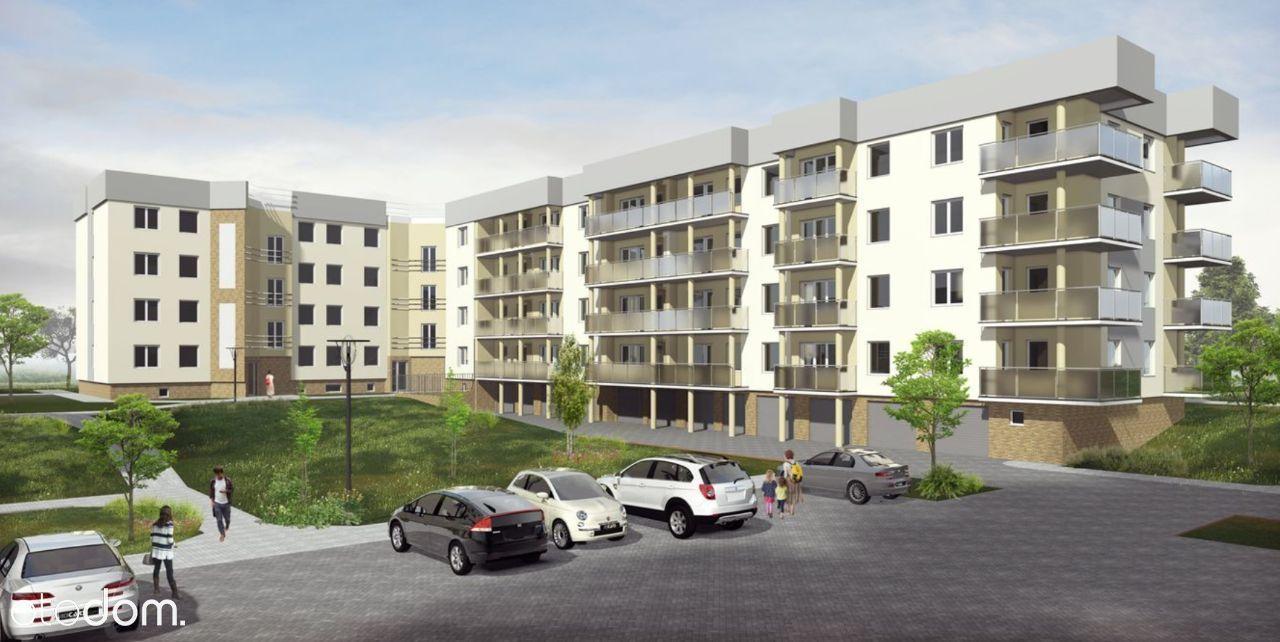 Mieszkanie w Inwestycji Okulickiego O9-78-5