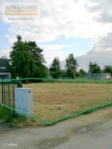 Działka budowlana/Media/Osiedle domów jednorodz.