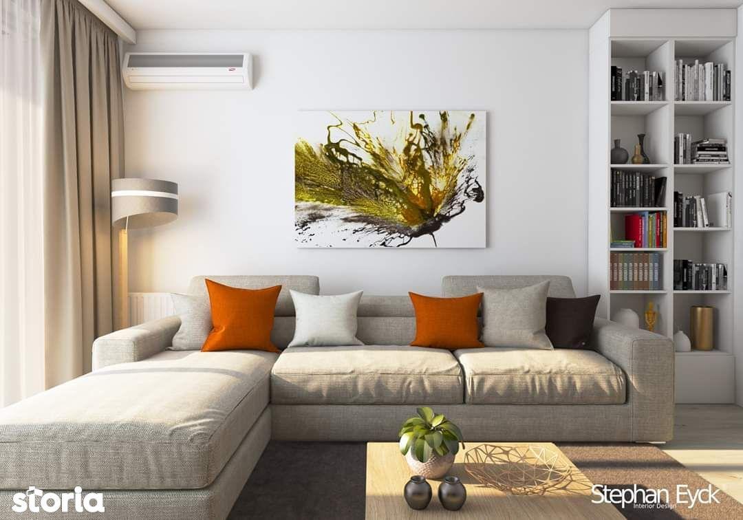 Apartament cu 3 camere de lux in Valea Lupului, la Rond Era, parcare
