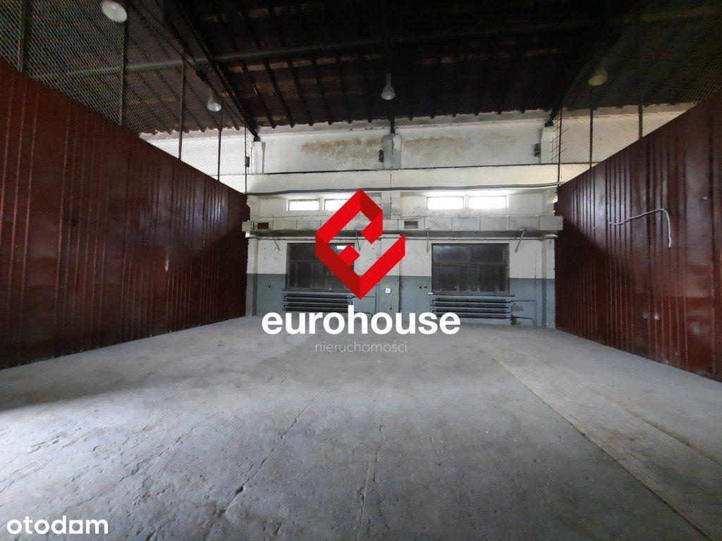 Magazyn 320 m2 - wynajem - na Targówku