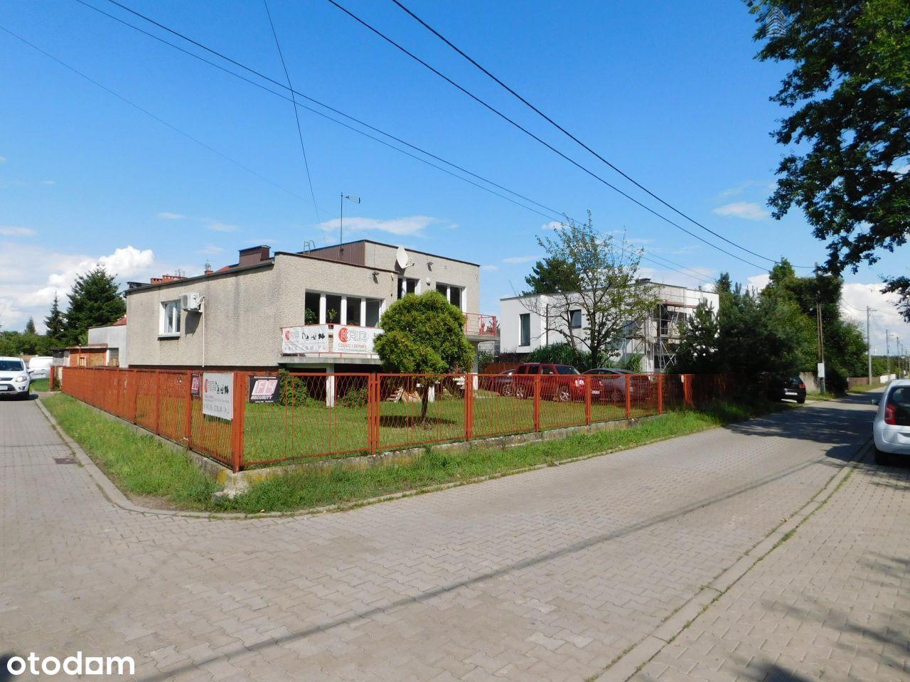 Budynek mieszkalny-idealny pod działalność,Żerniki