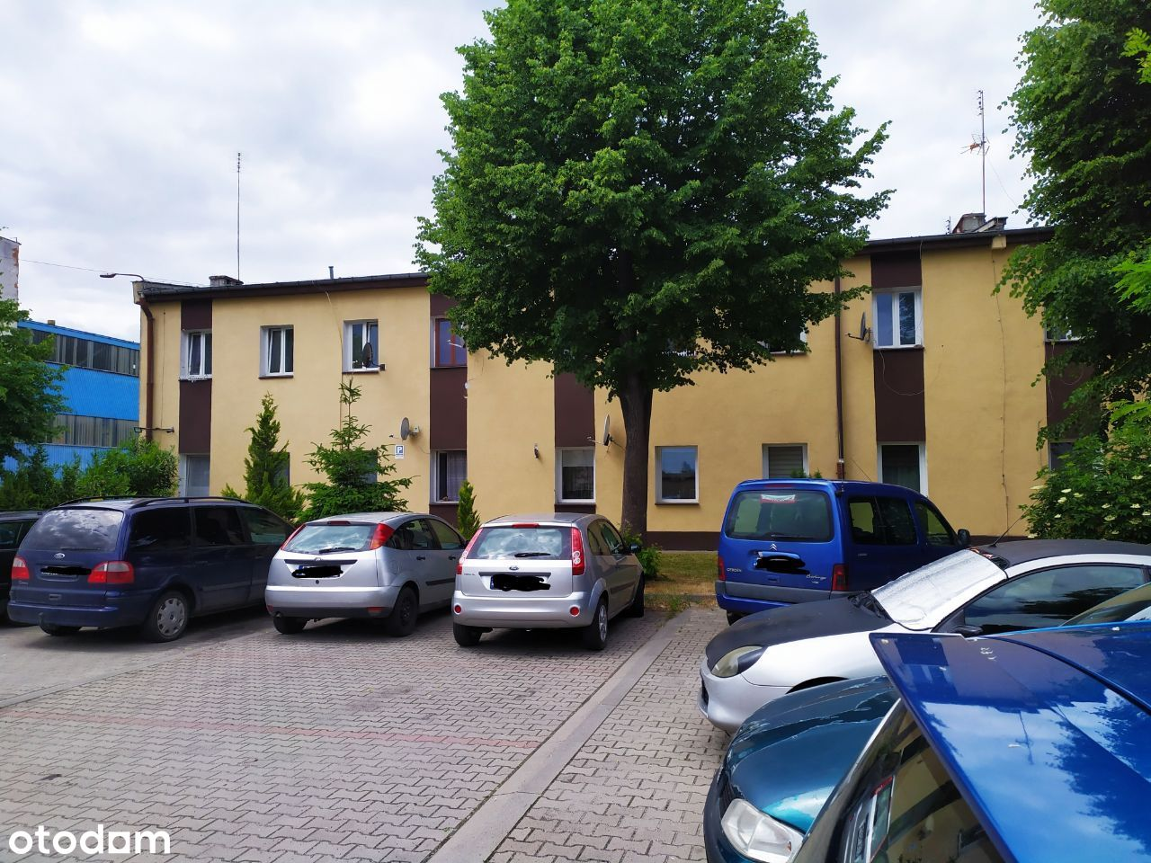 Mieszkanie dwupokojwe