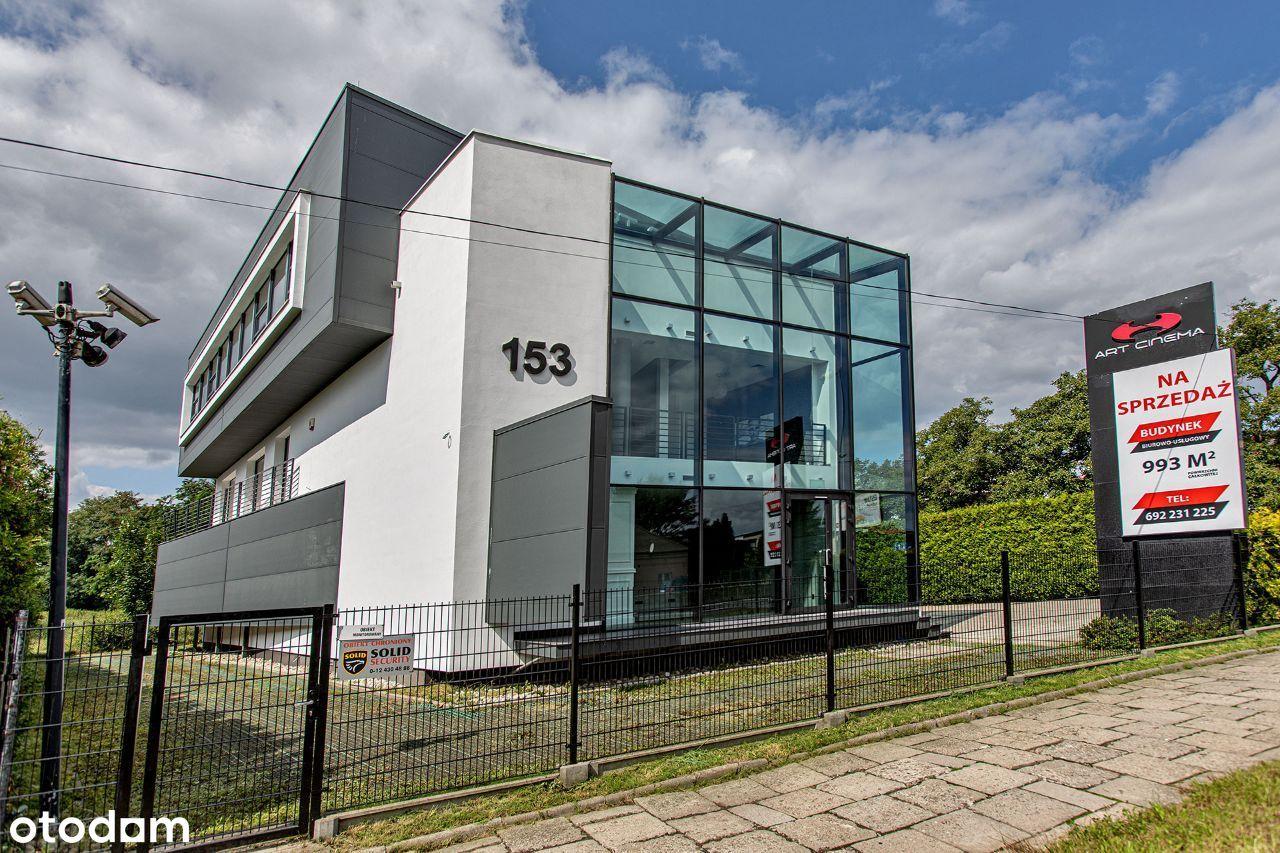 budynek usługowo-biurowy Zakopiańska