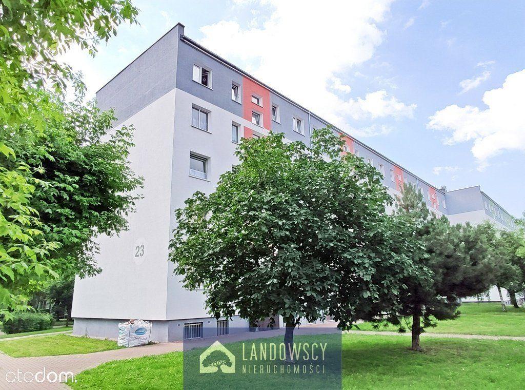 Mieszkanie z widokiem na zieleń w centrum