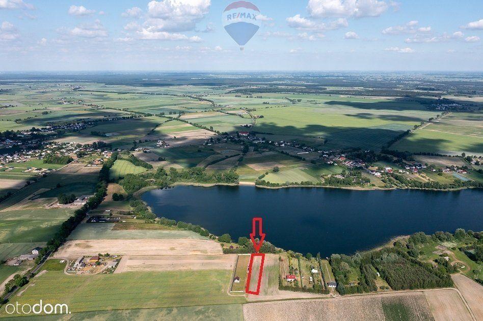 Działka letniskowa blisko jeziora Orchowskiego