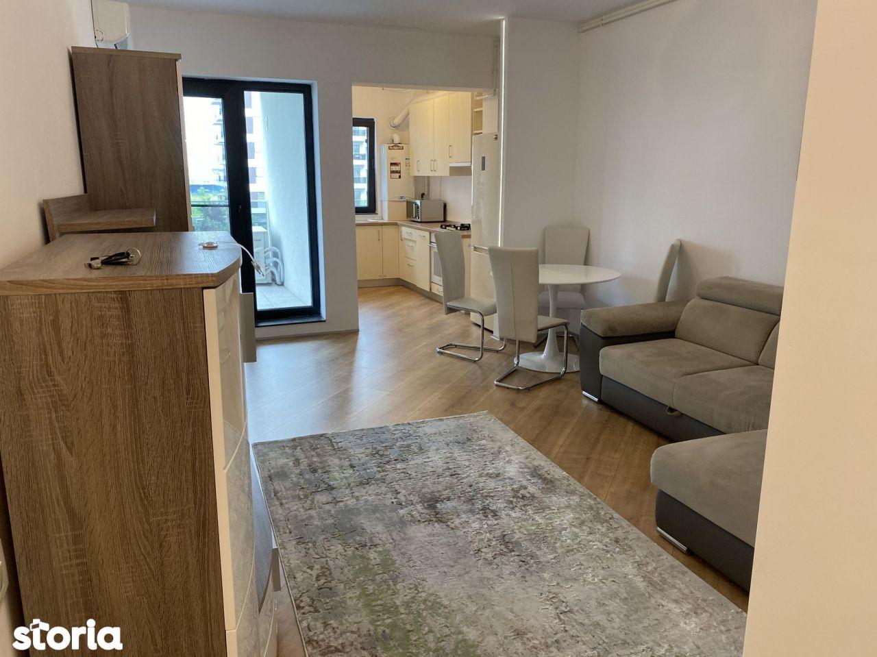 Apartament 3 Camere   Lux    4 City North   Parcare   Balcon