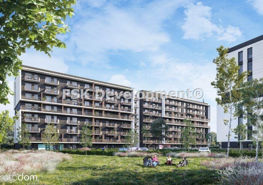 Mieszkanie, 73,16 m², Kraków