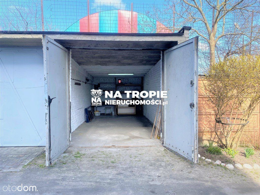 Garaż na ul. Partyzantów