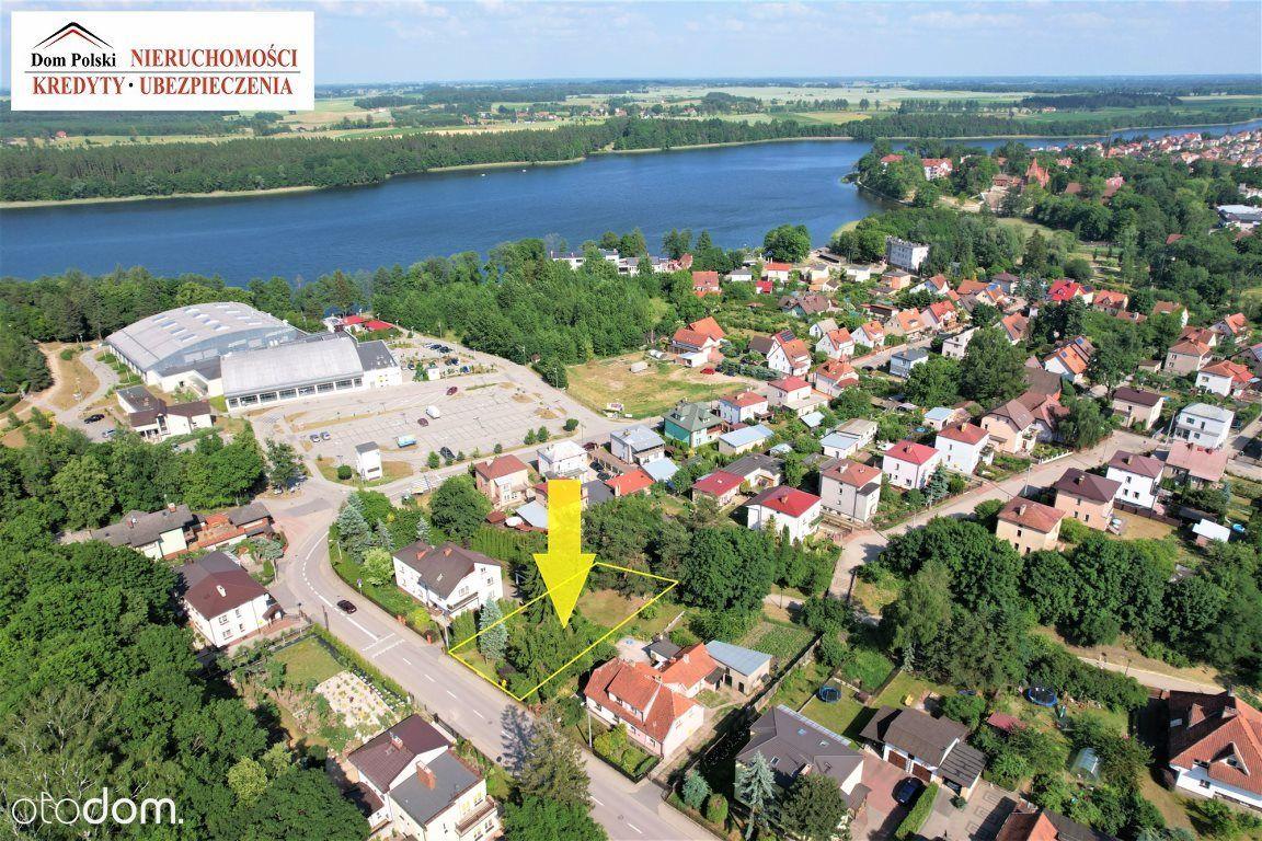 Działka budowlana - 655 m2, Olecko, ul. Gdańska