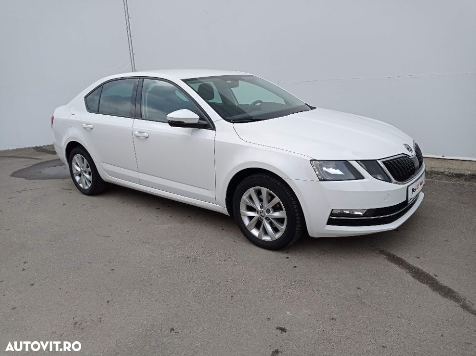 Skoda Octavia 1.6 - 7