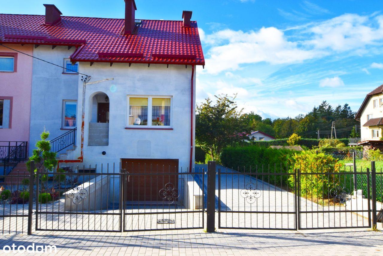 Dom z ogrodem na wynajem, 3 sypialnie, duży salon