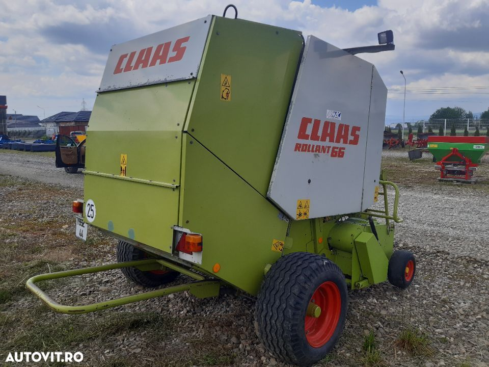 Claas Rolland 66 - 1