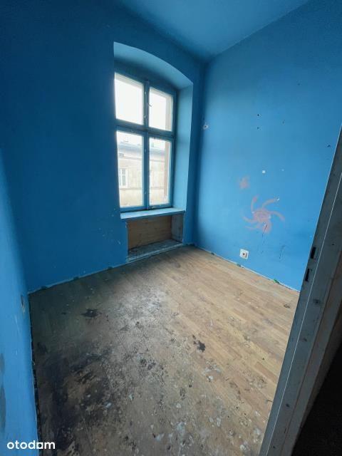 2 pokoje Bałuty Do remontu