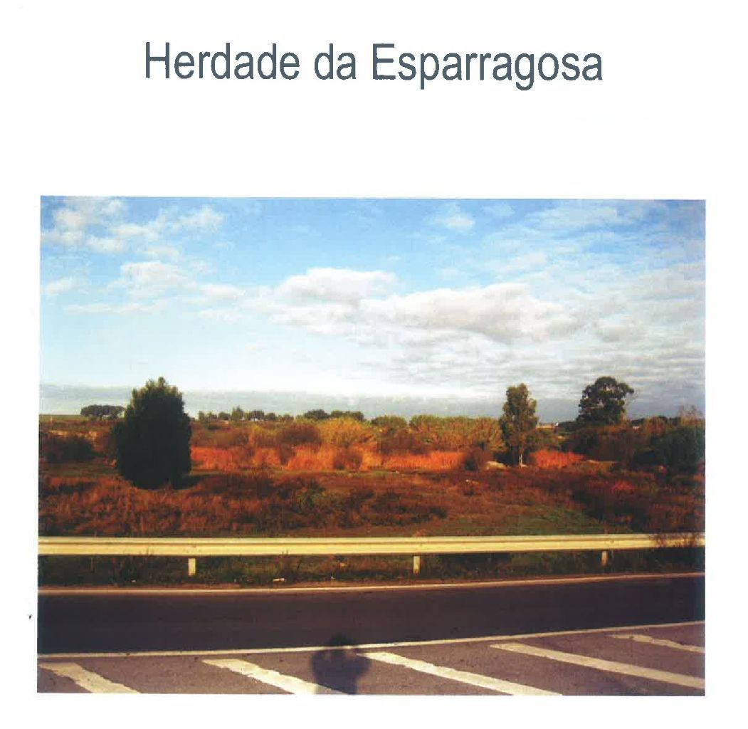 Herdade Da Esparragosa