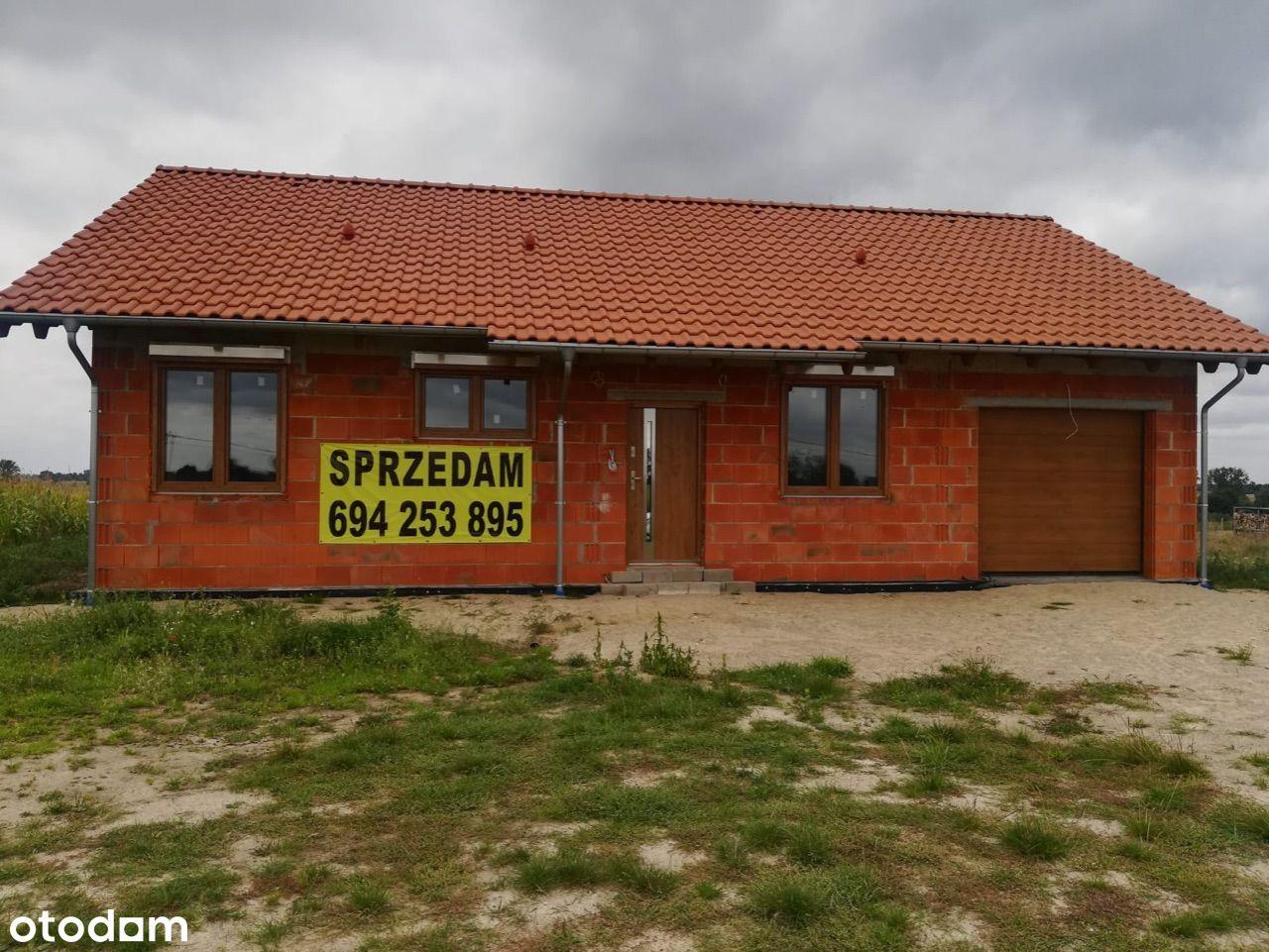 Sprzedam dom wolnostojący parterowy