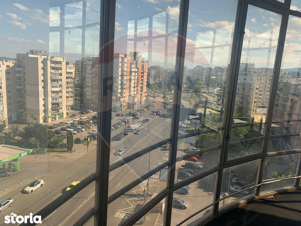 Penthouse de vânzare bloc Bancorex - 9 Mai