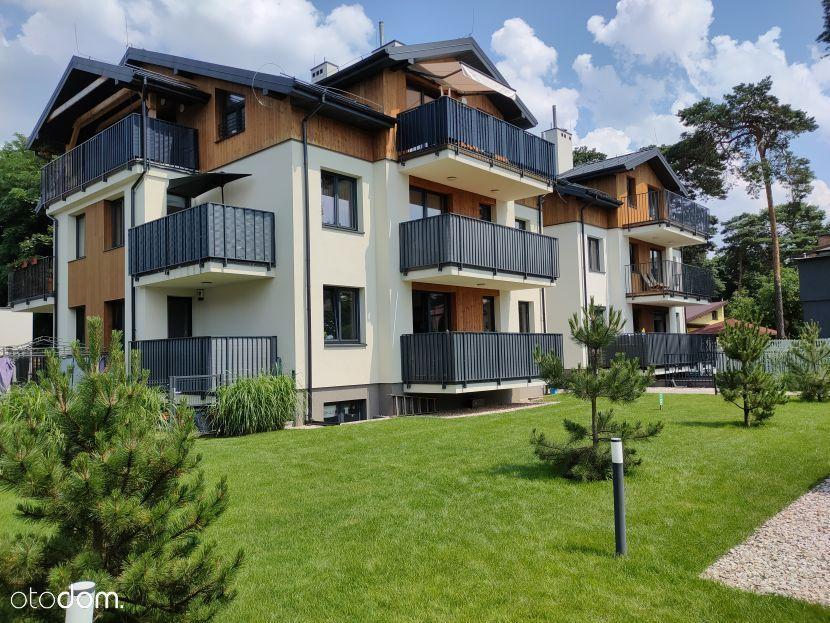 90m2 + ogródek 180m2, ostatnie mieszkanie, FV