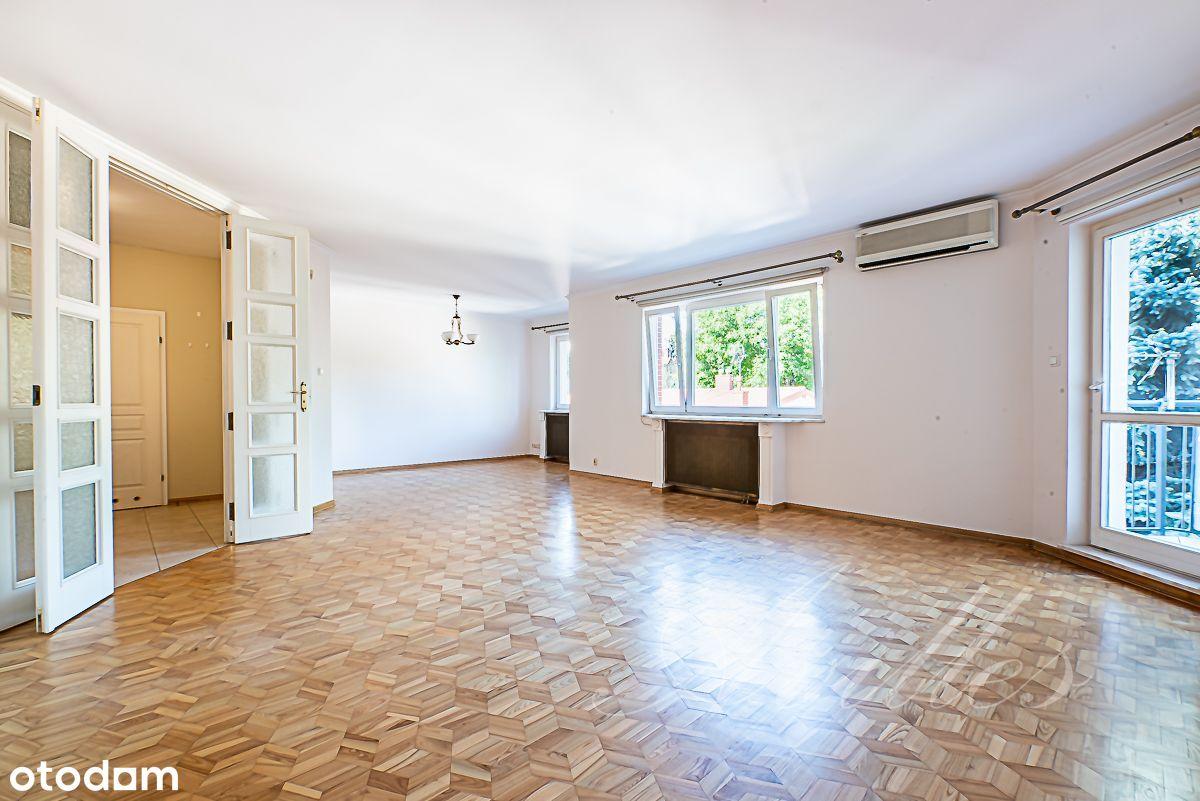 Duży apartament na pograniczu Mokotowa i Wilanowa.