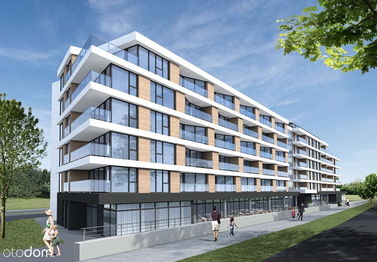 Atrakcyjny apartament inwestycyjny nad morzem