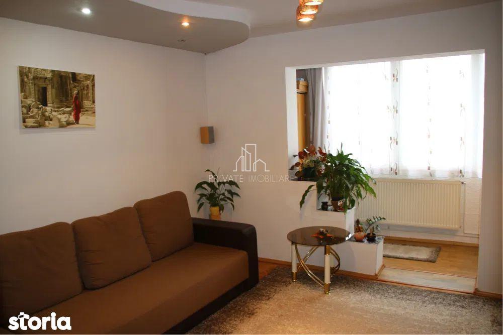 Apartament 2 Camere Mobilat/Utilat De Vanzare, Zona Dâmbu