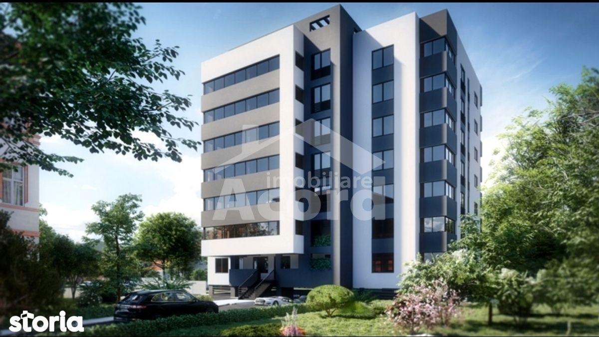 Apartament 1Cam Bloc Nou Centru Palas