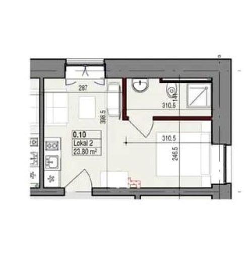 Apartamenty w Dziwnowie