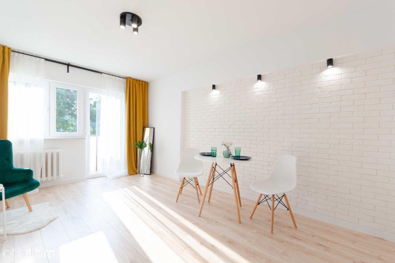 Dwupokojowe mieszkanie Wola Ratusz bezpośrednio