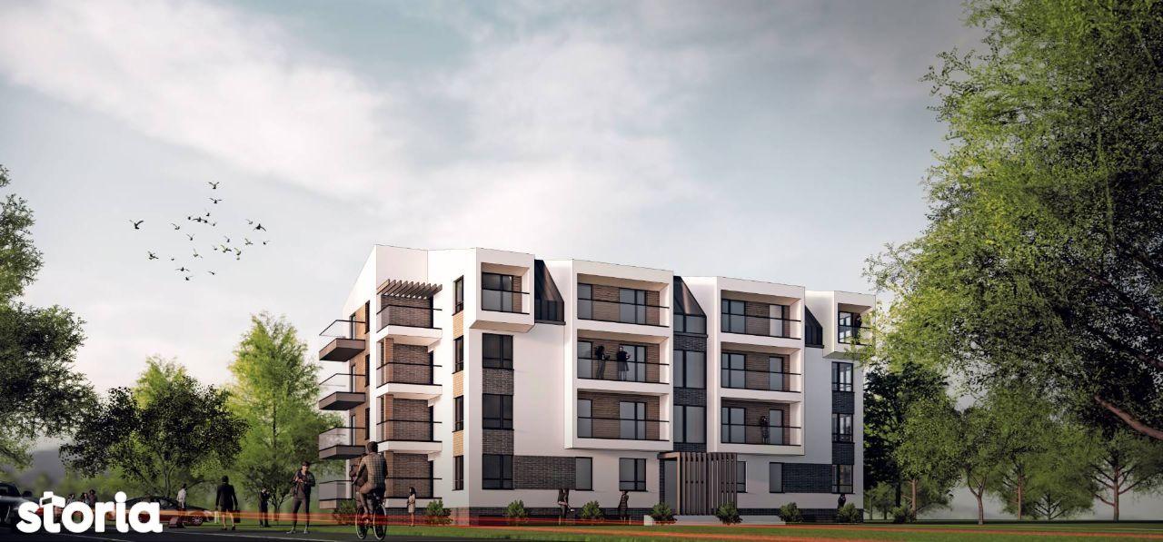Proiect nou, modern; apartamente cu 3 si 4 camere, Faleza !!!