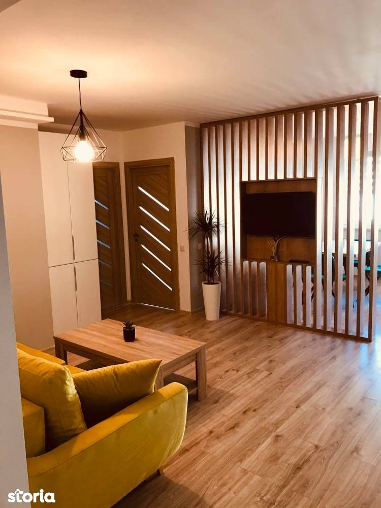 Apartament cu 2 camere la cheie in zona Atelierul de Pizza Floresti