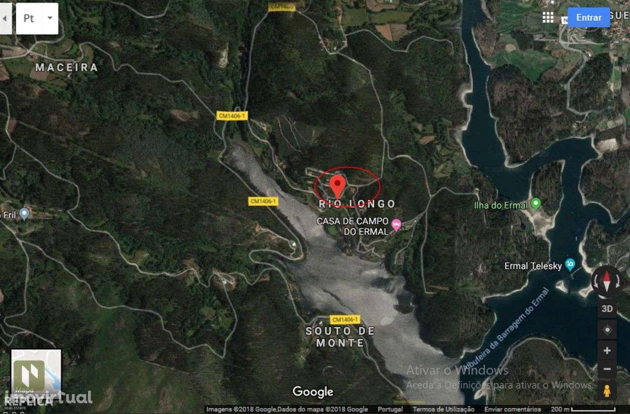 ermal mapa Lote de Terreno Venda em Mosteiro,Vieira do Minho | Imovirtual ermal mapa