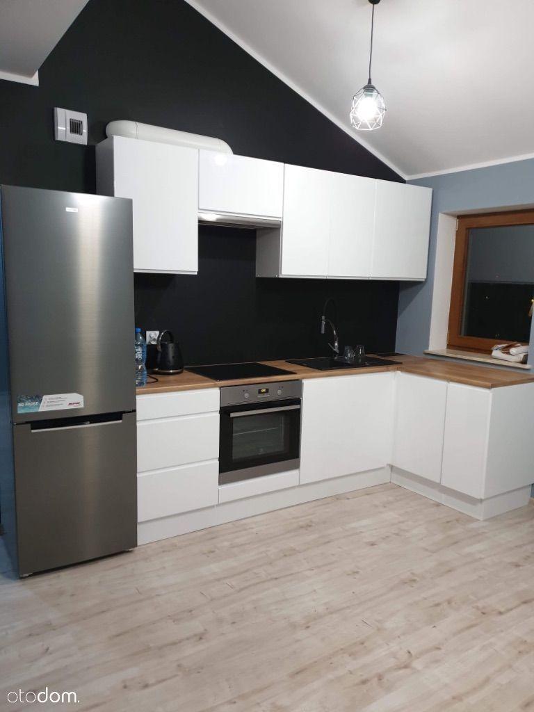 Mieszkanie dwupoziomowe na nowym osiedlu