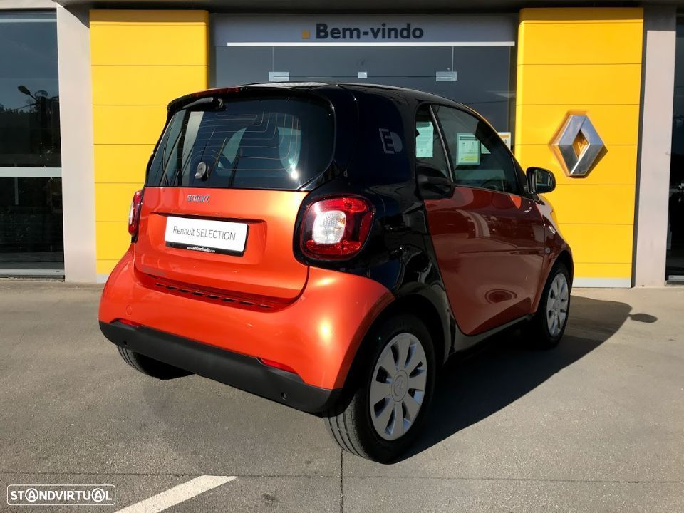 Smart ForTwo Electric Drive Passion - 7