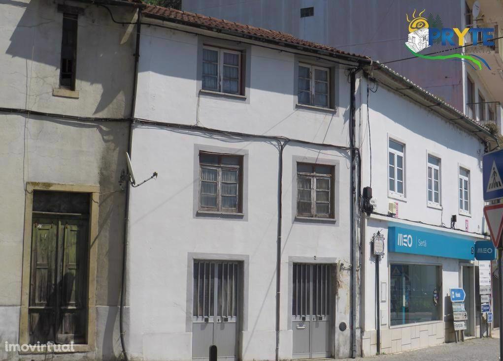 Moradia T3 situada no Centro da Vila Histórica da Sertã