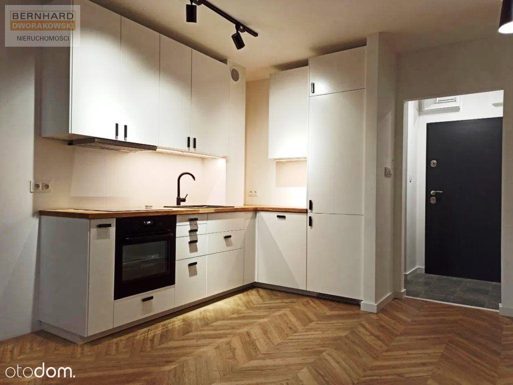 Nowe 3 pokojowe mieszkanie 58 m2, w Leśnicy