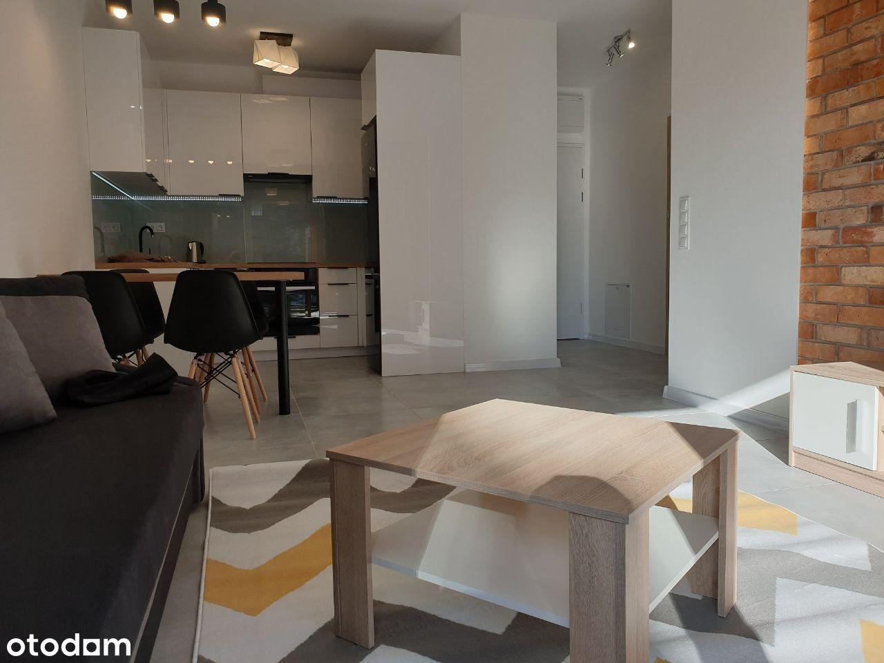 Wynajmę nowe mieszkanie 45 m2 , Centrum Gliwic