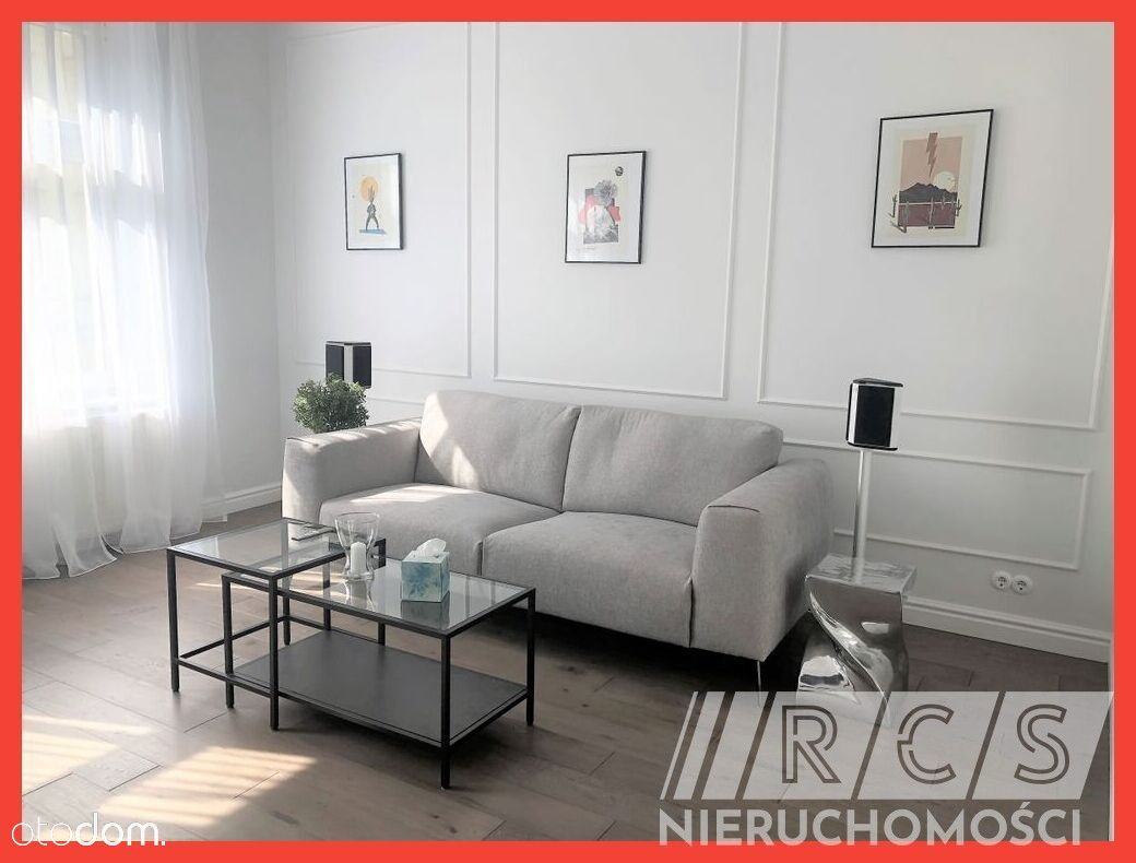 Piękne mieszkanie na wynajem Szczecin Centrum