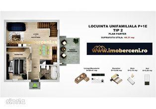 Casa langa Bulevard Comuna Berceni! Incalzire in pardoseala