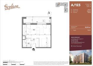 Mieszkanie A123