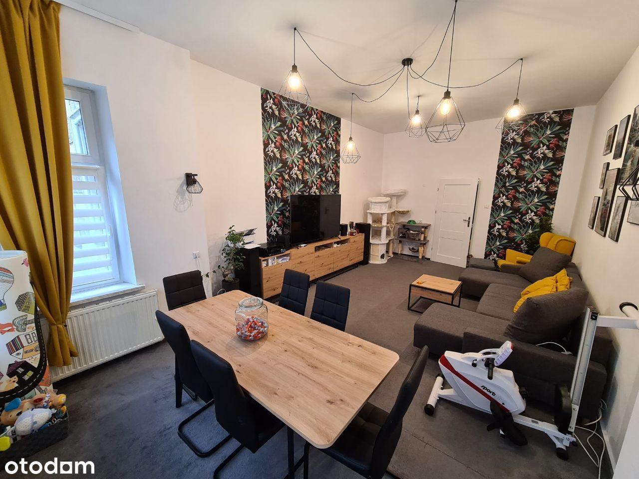 Mieszkanie 110m2 w Centrum / parter / po remoncie